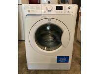 9kg Indesit PWE91672W Digital Washing Machine (Fully Working & 3 Month Warranty)