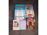 Collection of 8 Quality Children's Books (watton)