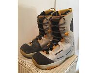 Salomon Snowboard Boots size 9.5