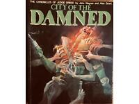 First Edition: City of the Damned, the Chronicles of Judge Dredd. Titan books.