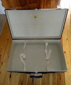 Globe Trotter retro suitcase