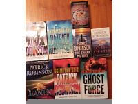 Books - Patrick Robinson Novels