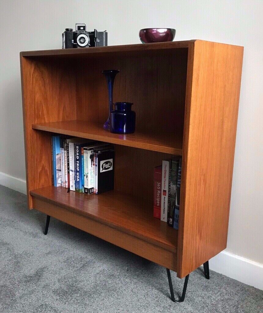Retro Vintage Mid Century Modern G Plan Display Bookcase Very Good Condition In Burbage Leicestershire Gumtree
