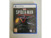 [New/Sealed] Marvel's Spider-Man: Miles Morales PS5