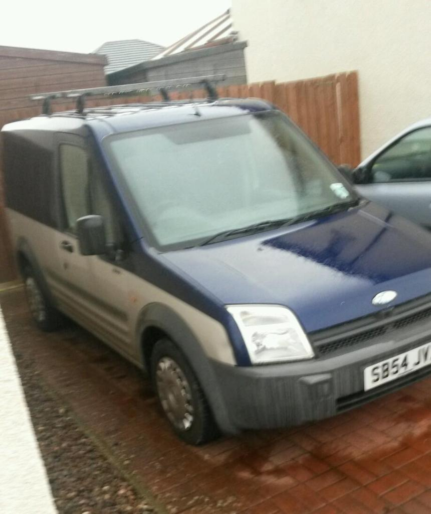 New Ford Transit Connect Vans For Sale: Ford Transit Connect Spares Or Repair