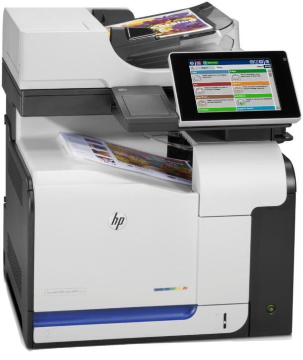 Prof. HP A4 All In One Laserprinter kleur va.€599 + Garantie