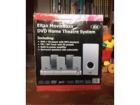 ELTAX MovieBoxx DVD Home Theatre System