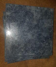 Anti slip ceramic tiles in grey colour