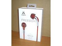 Jaybird Freedom F5 Wireless In-Ear Headphones RED