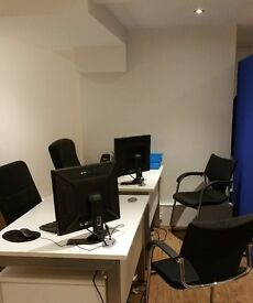 OFFICE / DESK SPACE IN ISLINGTON NORTH LONDON NEAR STATION