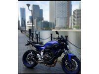 MT07 Yamaha