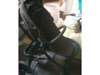 graco pushchair with cozy toes