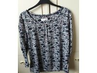 Ladies M & S Top - size 14