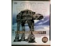 STAR WARS COMPLETE VEHICLES BOOK