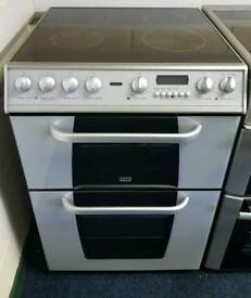 Silver Creda 60cm Cooker - 12 Months Warranty