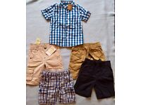 Baby boy summer bundle. Age 2-3