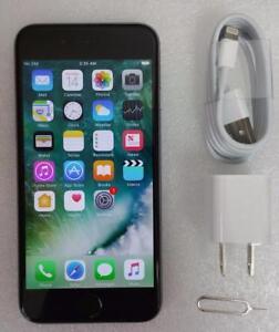 Apple iPhone 6 16GB UNLOCKED GSM LTE Gray Box Unlocked 30 days Warranty
