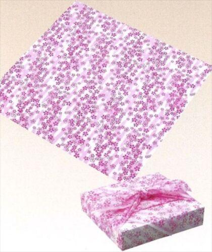Japanese Non-Woven Furoshiki Cherry Blossom Set of 20
