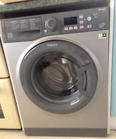 5mth old Hotpoint washing machine 9kg capacity