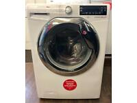 BRAND NEW HOOVER 12KG 1600 SPIN WASHING MACHINE IN WHITE GENUINE BARGAIN ...!!!