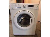 8KG HOTPOINT WMUD843 Washing Machine Good Condition & Fully Working Order