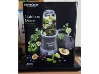 nutrition mixer by silver crest
