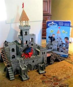 imaginarium medieval castle instructions