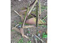 A vintage Ferguson Soil Drealer