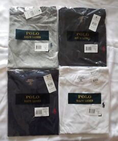 WHOLESALE RALPH LAUREN T SHIRT SMALL TO XXL FREE DELIVERY EUROPE