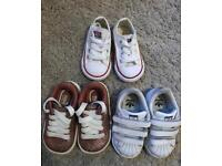 Girls shoes infant size 4
