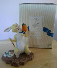 Pooh & Friends Disney figurine - its perfect just like you.