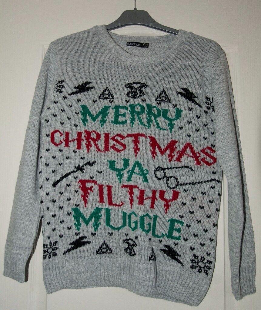 Harry Potter Christmas Jumper