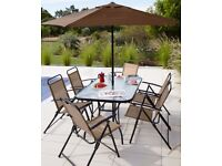 Quality Stylish 8-piece Garden Furniture Set BRAND NEW