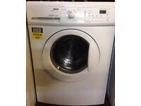 Zanussi ZWG7120K 6kg 1200 Spin White LCD Washing Machine 1 YEAR GUARANTEE FREE FITTING