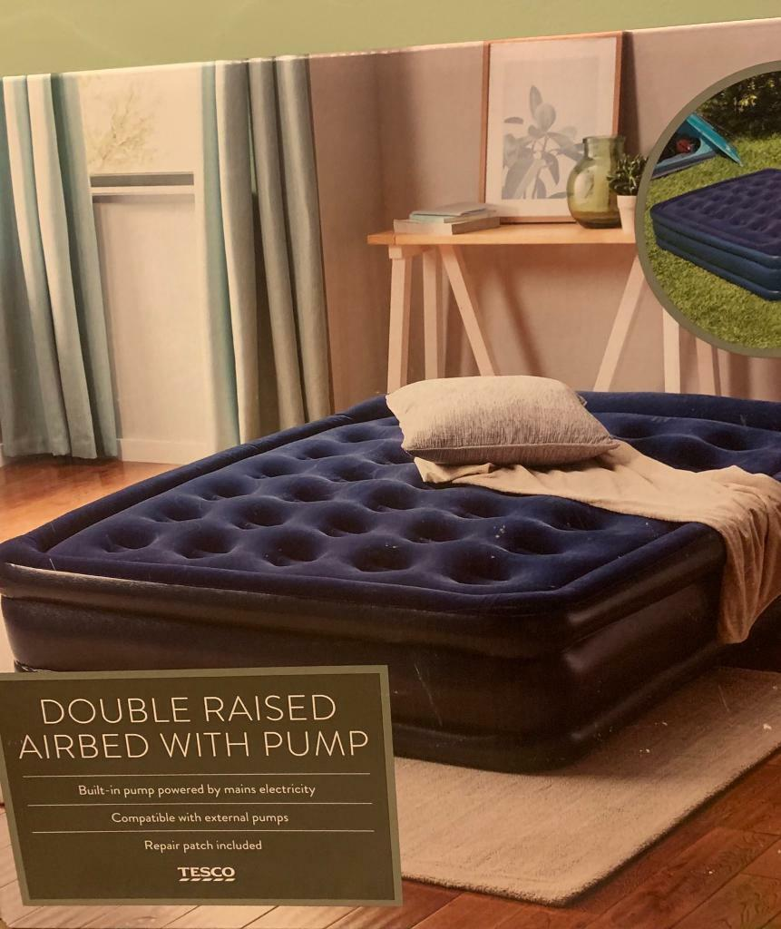 Picture of: Air Mattress Double In Greenwich London Gumtree