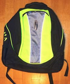 RICHA 'Rodatracker' Rucksack. Fluorescent patches. 15ltr expandable. New - competition prize