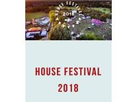 House Festival Tickets x 2 SOLD OUT