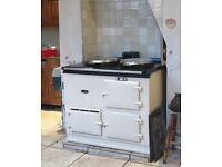 Oil fired Aga cooker