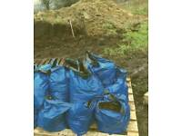 Horse manure ideal for garden and allotments