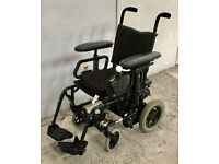 Sunrise Medical F40 Electric Wheelchair wheel chair joystick mobility scooter