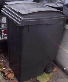 Wheelie bin household - 240 L