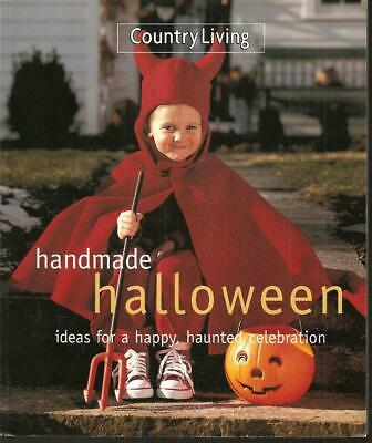 Handmade Halloween Ideas Haunted Country Living Trick Treat Decorations New