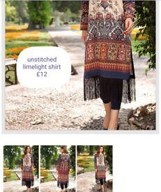 Brand: limelight Pakistani clothing