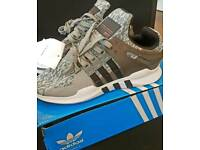 Adidas EQT UK7.5 **New with box and tags**