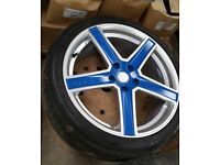 18 Inch Fox Alloys (refurbished)