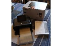 Canon Selphy CP1200 Wifi Printer + Canon paper and ink