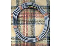 10mm electric cooker or shower cable