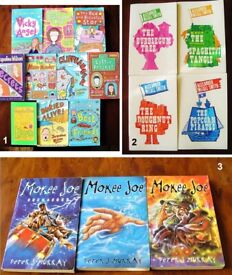 *** Books For Boys and Girls For Age 3 to 12 Years - Great Fun - from £15 ***