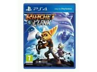 PS4 SEALED GAME RACHET & CLANK