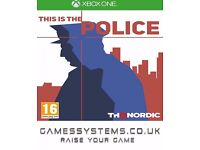 Get This is the Police on Xbox One & PS4 Brand New & Sealed for just £14.99!